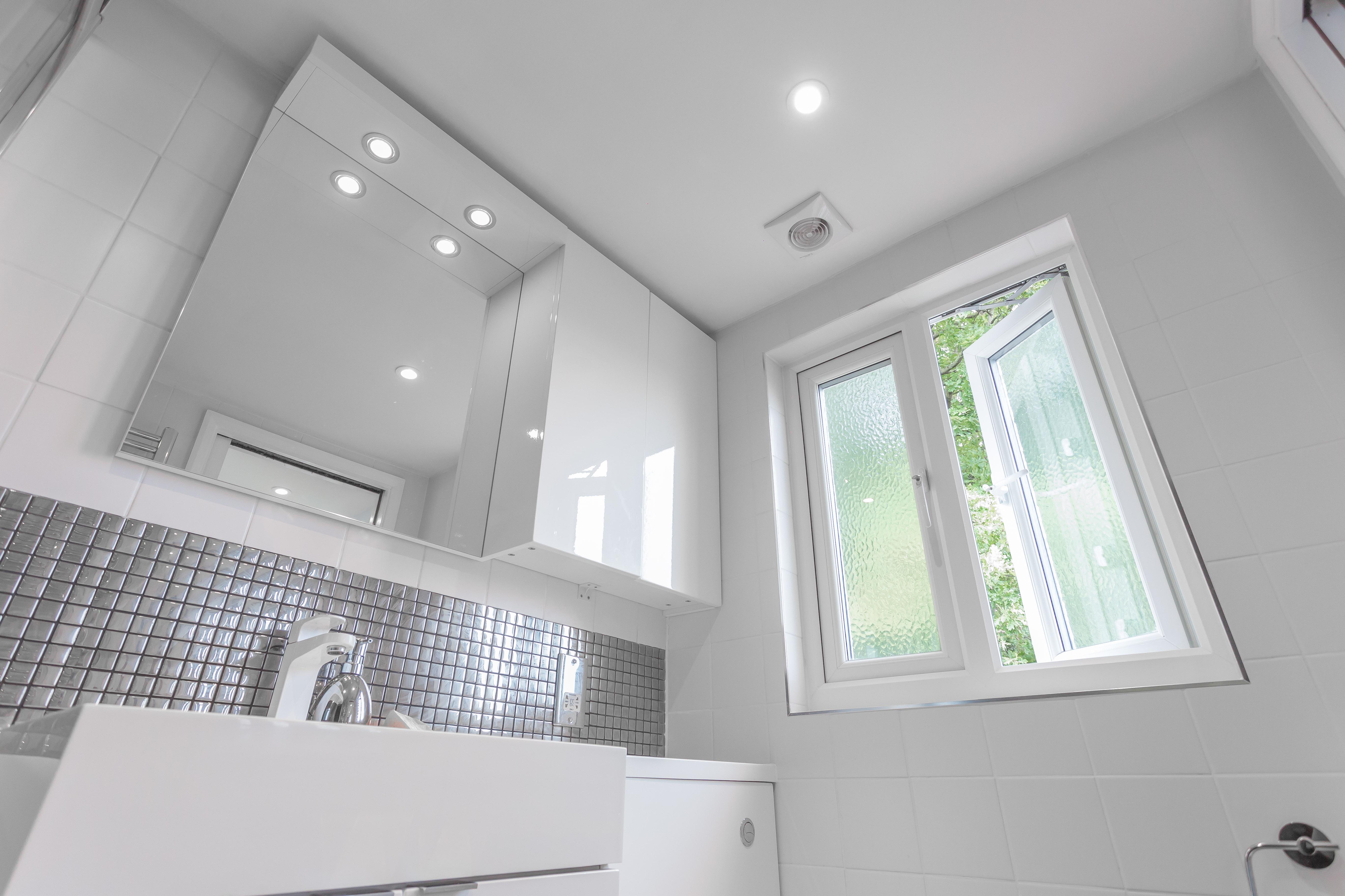 Loft conversion Cheshunt Bathroom