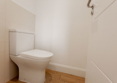 Loft Conversion in Fortis Green- Bathroom