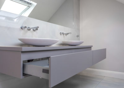 Bathroom- Loft Conversion in Edgware