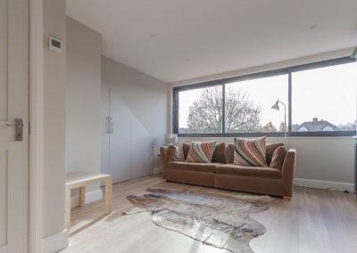 Loft Conversion Balham Living Room