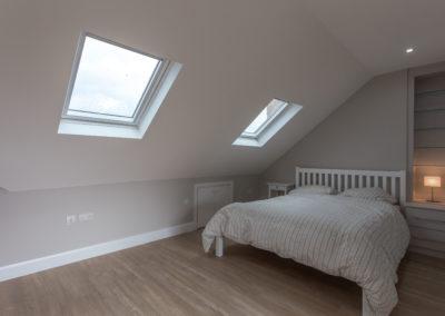 Loft Conversion Balham Bedroom
