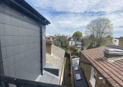 Loft Conversion in Acton London- loft view