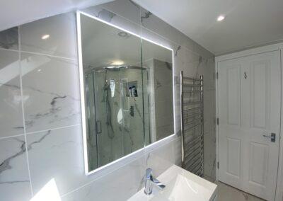 Loft Conversion in Acton London-bathroom