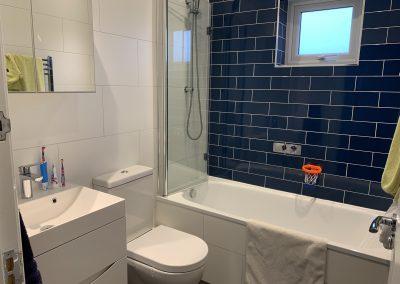 Loft Conversion in Surbiton Bathroom