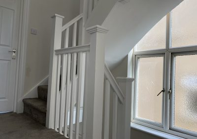 Loft Conversion Neasden stairs1
