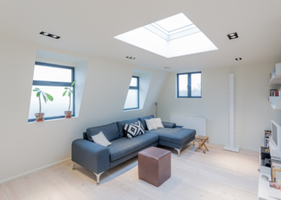 Loft Conversion completed Kensington