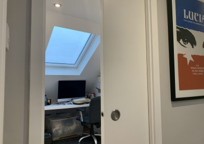 Loft Conversion for home working harlesden