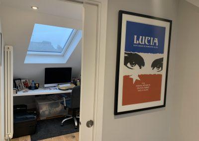 Loft Conversion in Harlesden- studio room