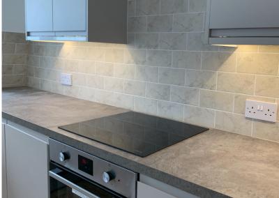 Loft Conversion in Inslington-kitchen