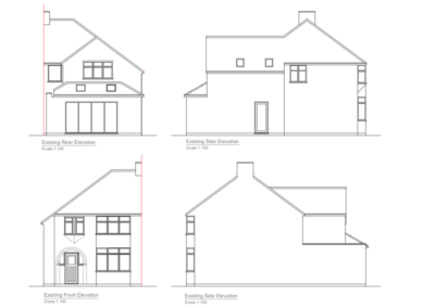 Loft Conversion in St Albans planning