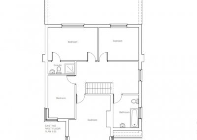 Loft Conversion in St. Margaret (Plan)