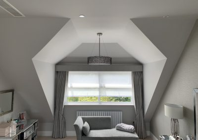 Loft Conversion in Stanmore picture of living room