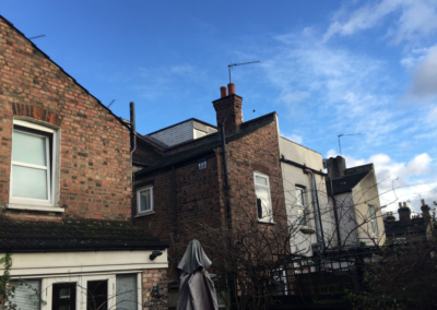 Loft Conversion in Wanstead