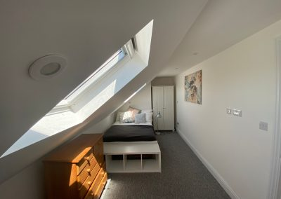 Loft Conversion in Wembley 2nd bedroom