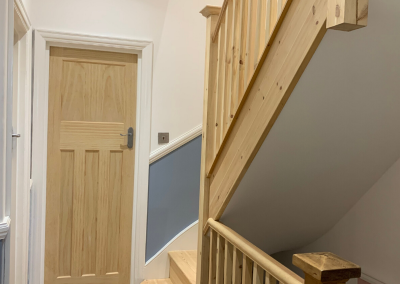 Loft Conversion in Wembley, project completed photo