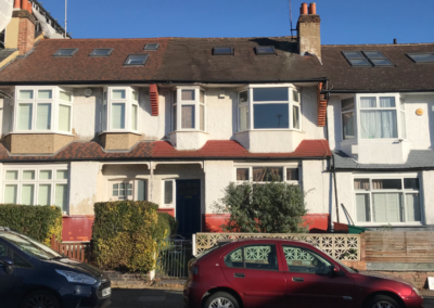 Loft Conversion in Wood Green