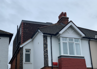 Loft Conversion in Worcester Park, exterior picture
