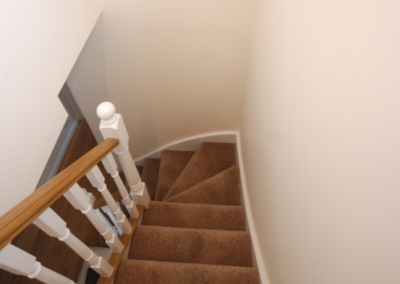 Loft Conversion in eastcote-Stairs