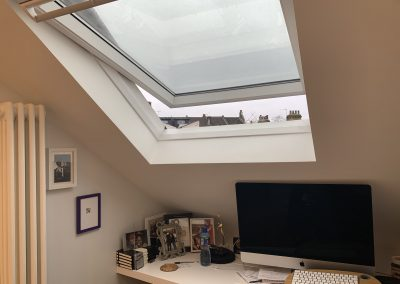Loft Conversion window Harlesden