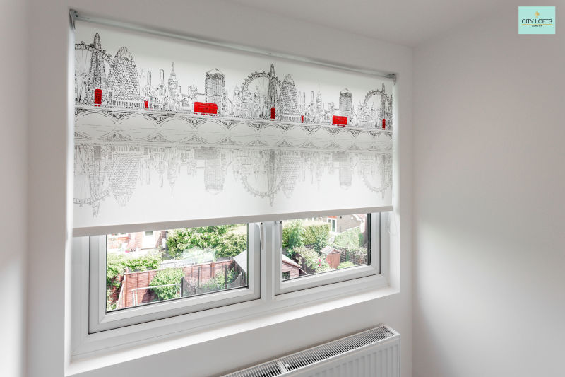 Northwood Hills Window Blind