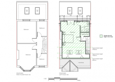 Proposed First Floor Plan (11)