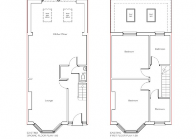 Proposed First Floor Plan (8)
