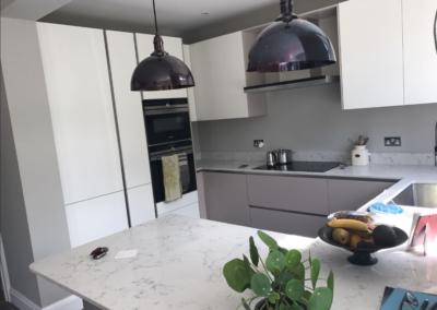 Side extension Edgware Kitchen Design