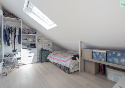 loft conversion highgate bedroom