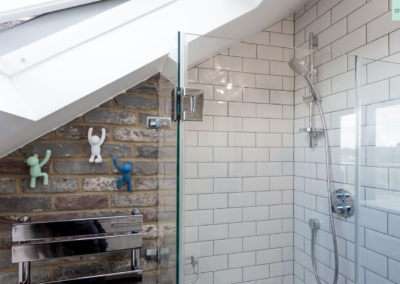 loft conversion highgate bathroom design