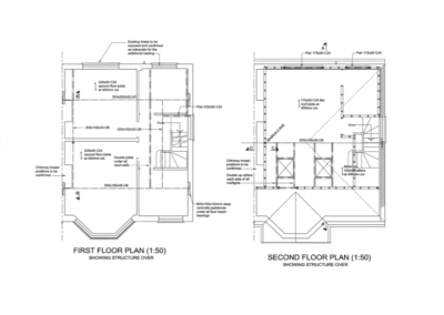 Plans for Loft Conversion in Barnet