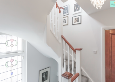 Buckhurst Hill Loft Conversion Stairs