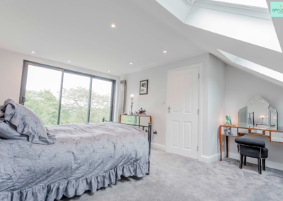 Loft Conversion in Buckhurst Hill Bedroom