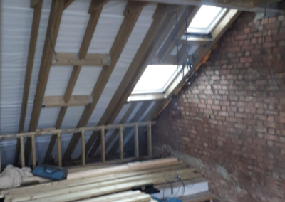 Loft Conversion Wood Green in London Works