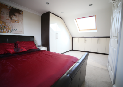 Loft Conversion Bedroom Whitton London