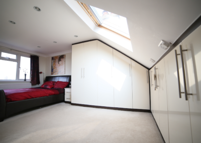 Loft Conversion Whitton London Bedroom