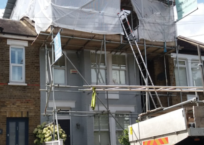 Loft Conversion in Raynes Park