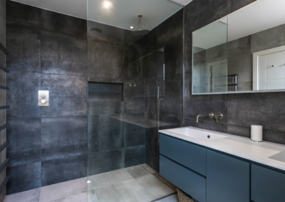 Loft conversion bathroom in West Ealing