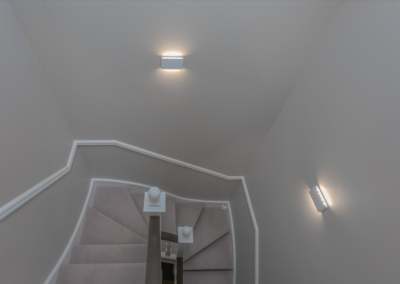 Loft conversion stairs in West Ealing