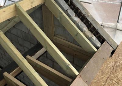 Loft Conversion in Putney work in progress
