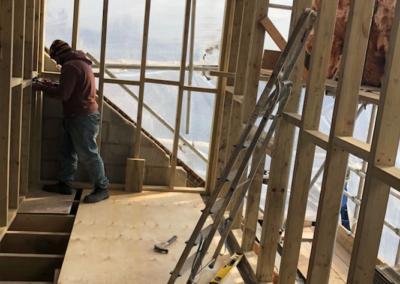 Loft Conversion in Putney Works