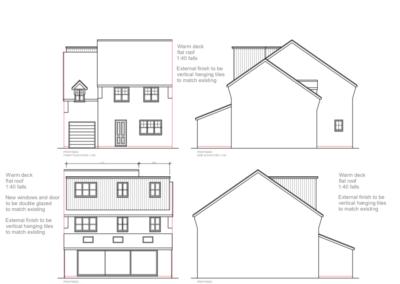 Loft Conversion in Putney Plans