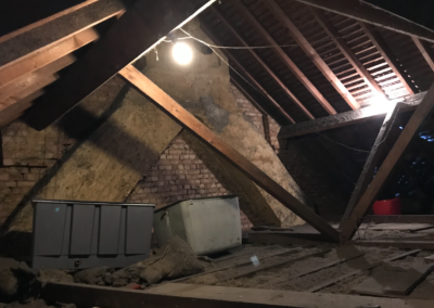 Loft Conversion in Hanger Lane Works
