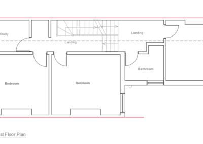 Loft Conversion in Kew Plan