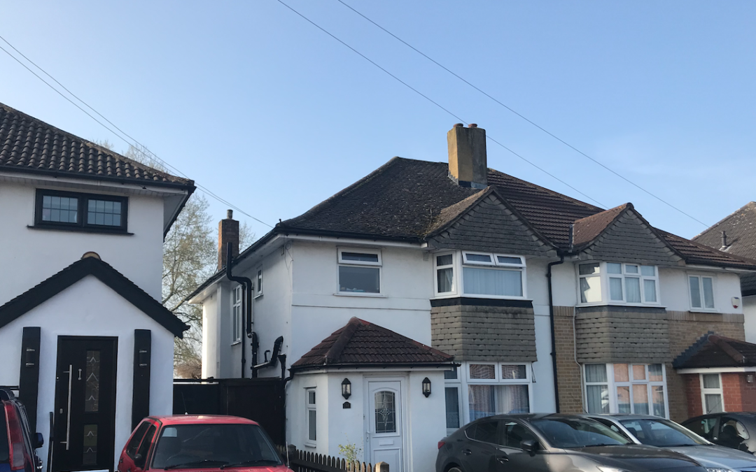 Loft Conversion in Eastcote