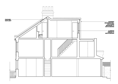 loft conversion plans in Chiswick