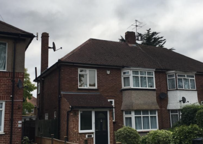 Loft Conversion in Feltham
