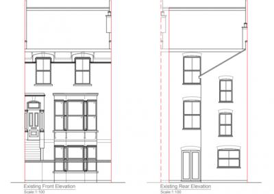 Stoke Newington Loft Conversion Plan 3