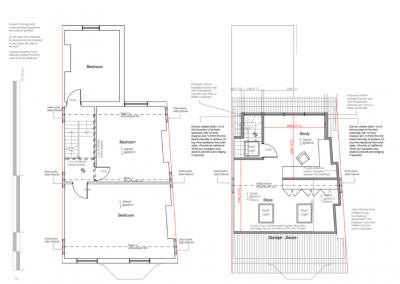 Stoke Newington Loft Conversion Plan 4