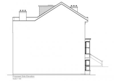 Stoke Newington Loft Conversion Plan 5