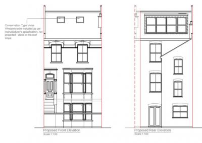 Stoke Newington Loft Conversion Plan 6